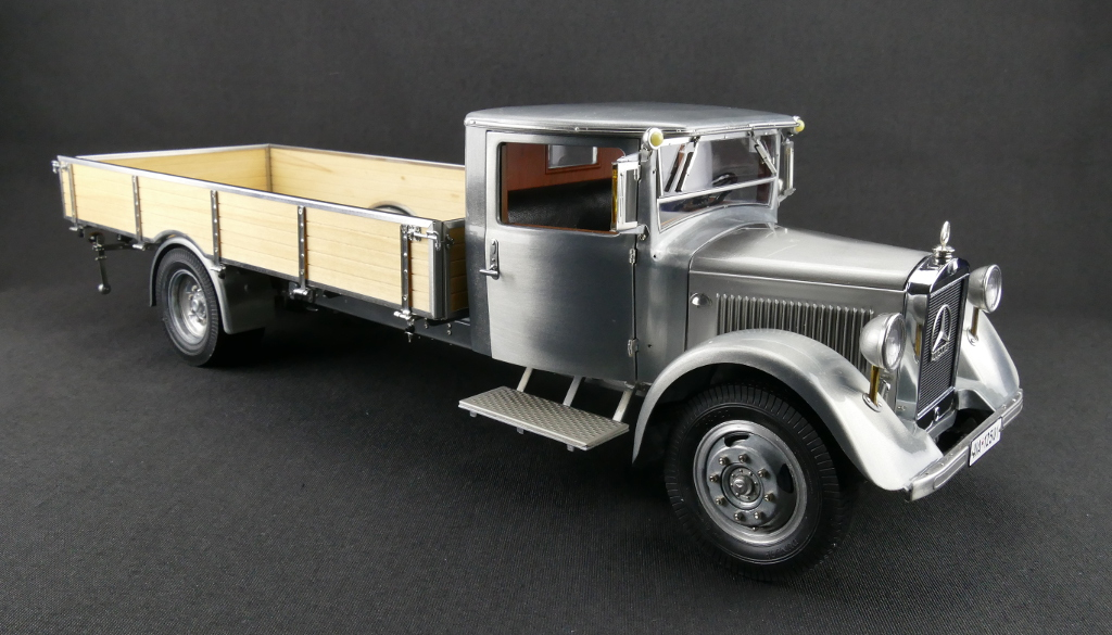 M-171-CMC Mercedes-Benz LKW LO 2750, 1934 - 1938 Clear Finish Version